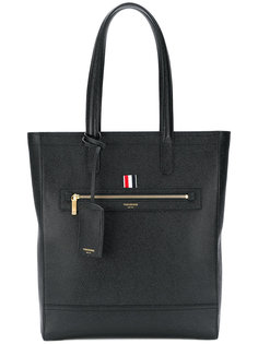 структурированная сумка-тоут Thom Browne