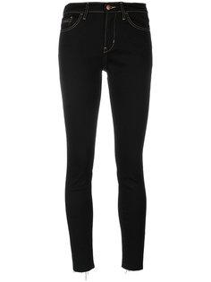 укороченные джинсы скинни Calvin Klein Jeans
