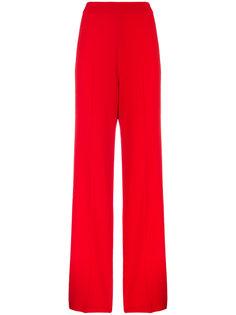 широкие брюки  с завышенной талией Roland Mouret