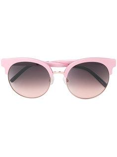 солнцезащитные очки с круглой оправе Matthew Williamson