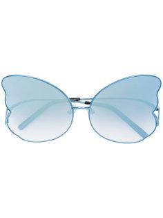 солнцезащитные очки в форме бабочки Matthew Williamson