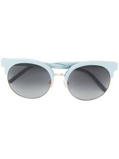 солнцезащитные очки в круглой оправе Matthew Williamson