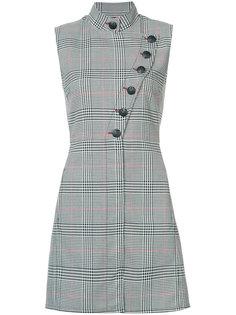 платье с воротником-стойкой Veronica Beard
