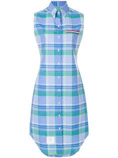 платье-рубашка средней длины Thom Browne