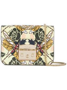 сумка на плечо с принтом Metropolis dragonfly Furla