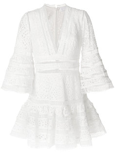 расклешенное платье Lovelorn Zimmermann