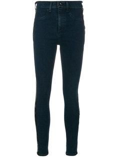 """джинсы """"скинни"""" с контрастными полосками по бокам Rag & Bone"""