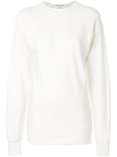 свитер мешковатого кроя  Helmut Lang
