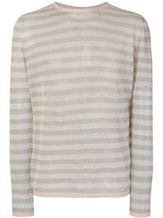 полосатый свитер  Saint Laurent