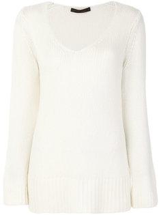 свитер с V-образным вырезом Incentive! Cashmere