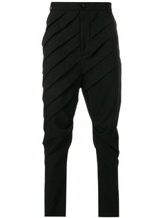 pleated trousers  Alchemy