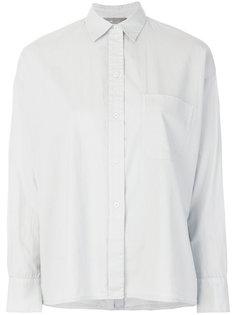 классическая рубашка Vince