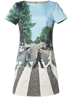 платье-футболка с принтом Alice+Olivia