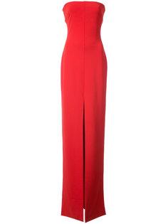 платье без бретелек Solace London