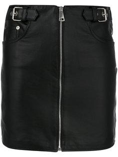приталенная юбка на молнии Manokhi