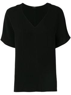 классическая приталенная футболка Joseph