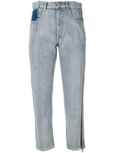 джинсы с отделкой молниями 3.1 Phillip Lim