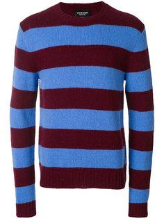 свитер в полоску Calvin Klein