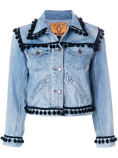 куртка с помпонами Marc Jacobs