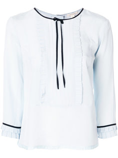 блузка с рюшами Marc Jacobs