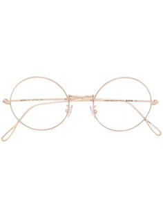 classic round glasses Kyme