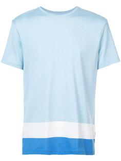 футболка с полосками  Orlebar Brown