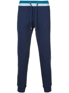 спортивные брюки с полосками  Orlebar Brown