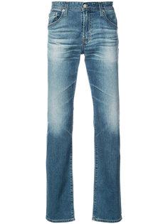 выцветшие джинсы The Graduate Ag Jeans