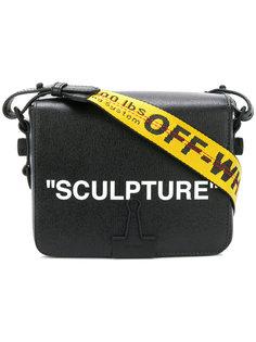 сумка-сэтчел с принтом Sculpture  Off-White