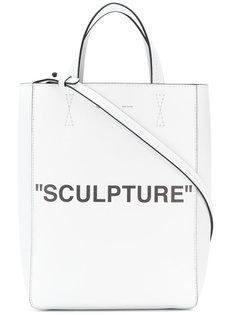 сумка-тоут с графическим принтом  Off-White