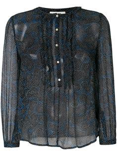 шифоновая блузка Elou Isabel Marant Étoile