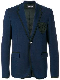 классический пиджак Just Cavalli