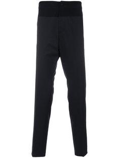 классические брюки с завышенной талией Just Cavalli