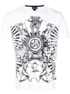 футболка с графическим принтом  Just Cavalli