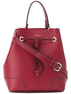 сумка-тоут со сборкой Stacy Furla