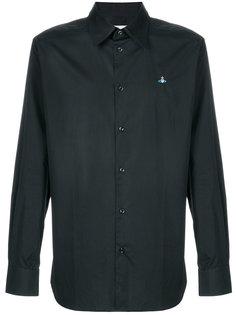 рубашка с вышивкой orb Vivienne Westwood