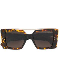 солнцезащитные очки с квадратной оправой  Cutler & Gross