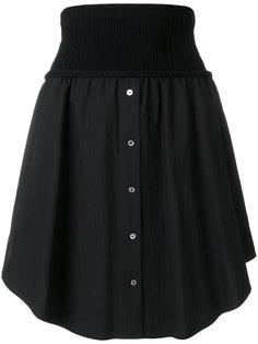 юбка на пуговицах Alexander Wang