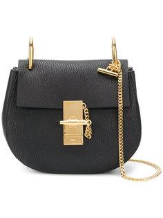 сумка на плечо Mini Drew Chloé