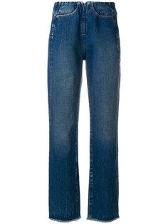 джинсы прямого кроя  Mm6 Maison Margiela