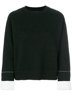 свитер с круглым вырезом  Proenza Schouler