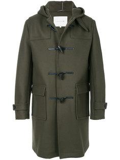классическое пальто Mackintosh