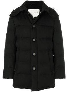 пуховое пальто с капюшоном Mackintosh