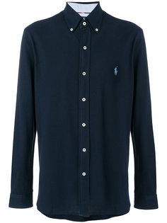 рубашка с воротником на пуговицах Ralph Lauren
