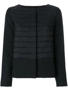 приталенная стеганая куртка  Herno