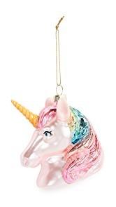SunnyLife Unicorn Ornament