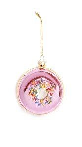 SunnyLife Donut Ornament