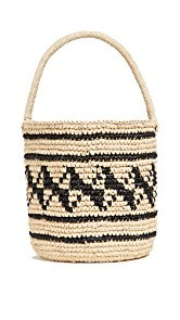 Sensi Studio Tribal Bucket Bag