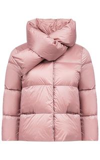 Короткая куртка на натуральном пуху Geox