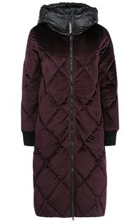 Стеганое пальто на синтепоне Malinardi